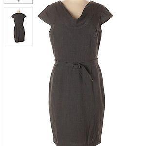 Calvin Klein Grey Dress